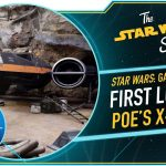 The Star Wars Show: First Looks at Rey and Rose Tico 'Age of Resistance' Comics and Poe's X-wing at Galaxy's Edge