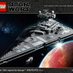 LEGO Releasing Massive Imperial Star Destroyer 'Devastator' Set with Tantive IV This Fall