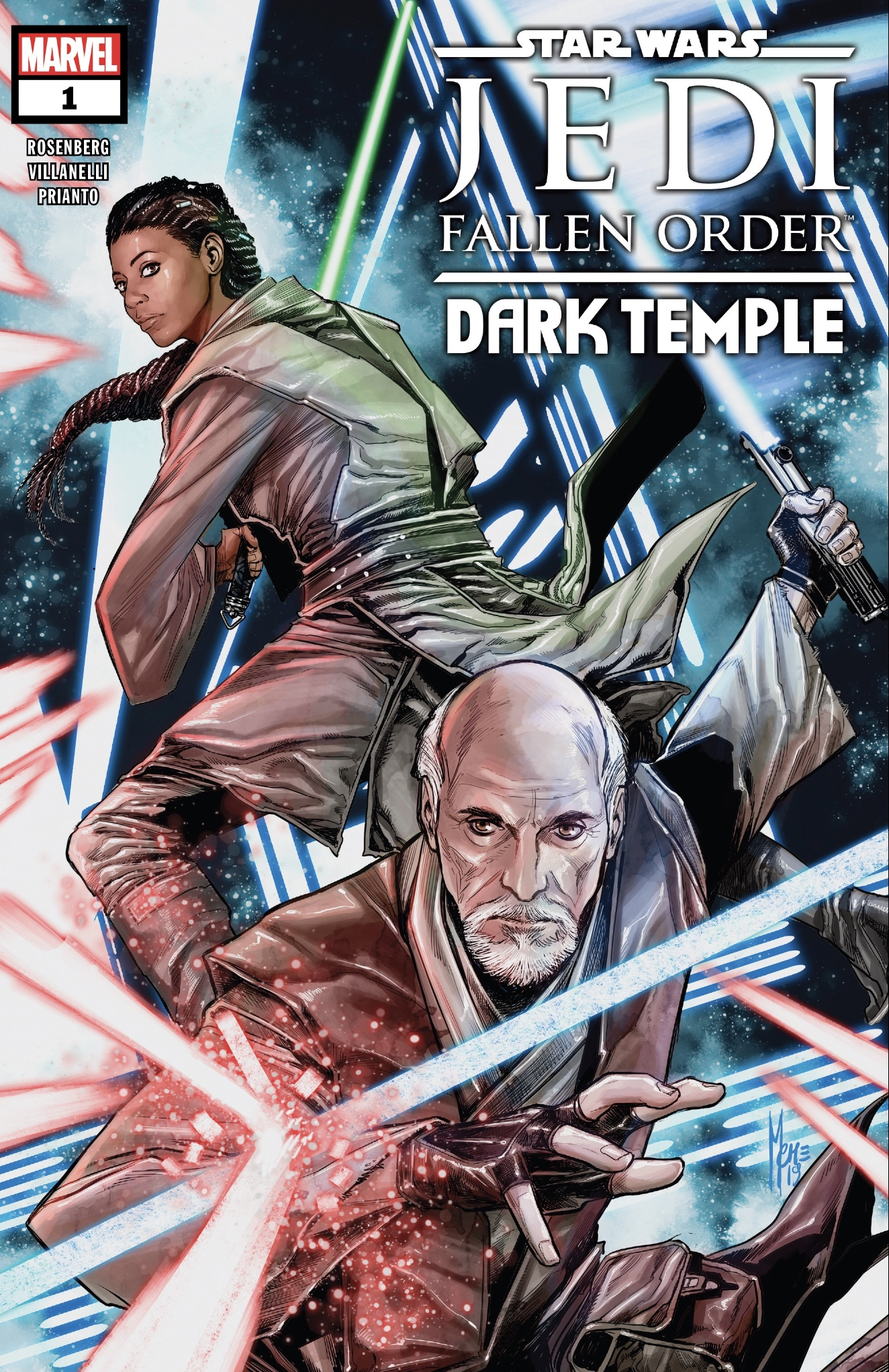 Review - An Apprentice Learns Restraint In Marvel's Jedi