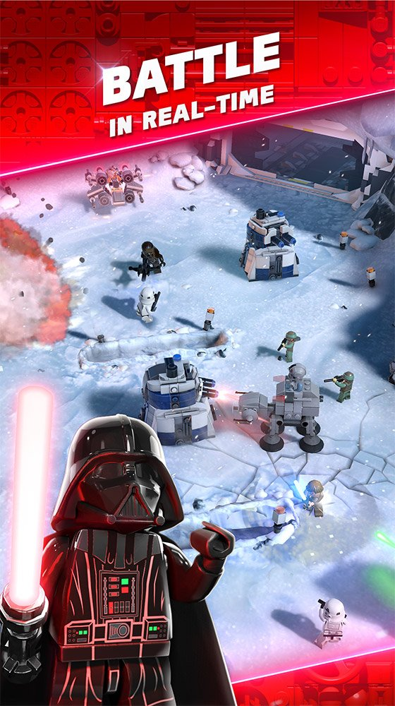 Lego Star Wars Battles New Mobile Game Will Arrive Next