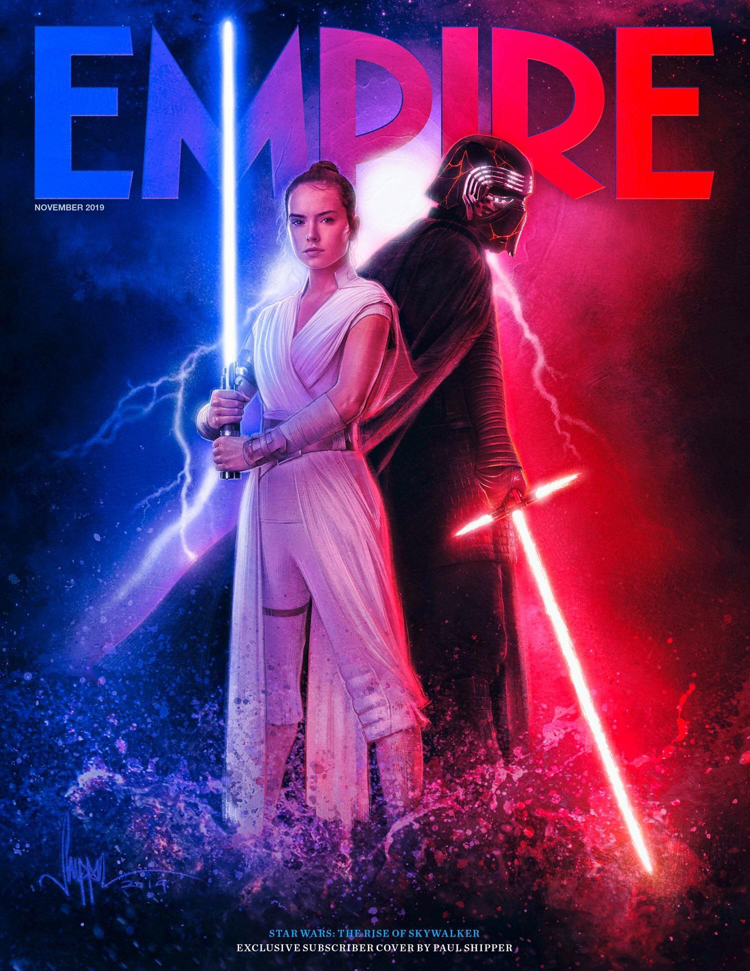 《星際大戰:天行者的崛起》:撇開過去爭議替系列發展出好結局的作品!(無雷)