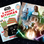 Updated with the Winners! SWNN Giveaway: 'Star Wars: The Secrets of The Jedi' and 'A Merry Sithmas Pop-Up Book'