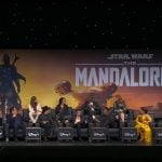 Video: The Mandalorian Q&A Event