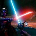 Fighting Darth Vader in Vader Immortal