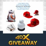 UPDATE 2 – New Effects for the Last Week of The Rise Of Skywalker in 4DX Theaters and Giveaway Winners Announced!