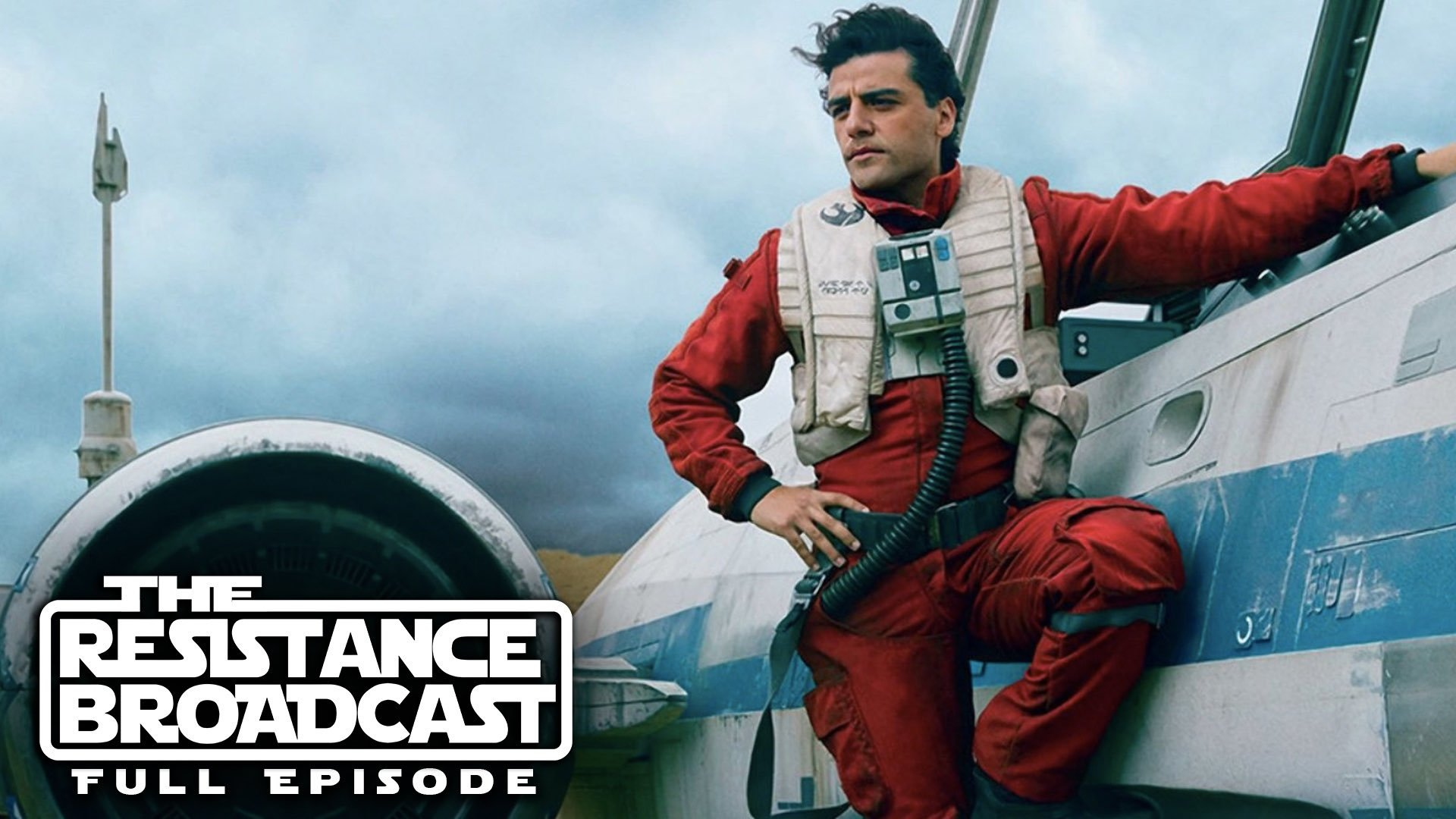 The Resistance Broadcast Poe Dameron Pilot Leader Difficult Man Star Wars News Net