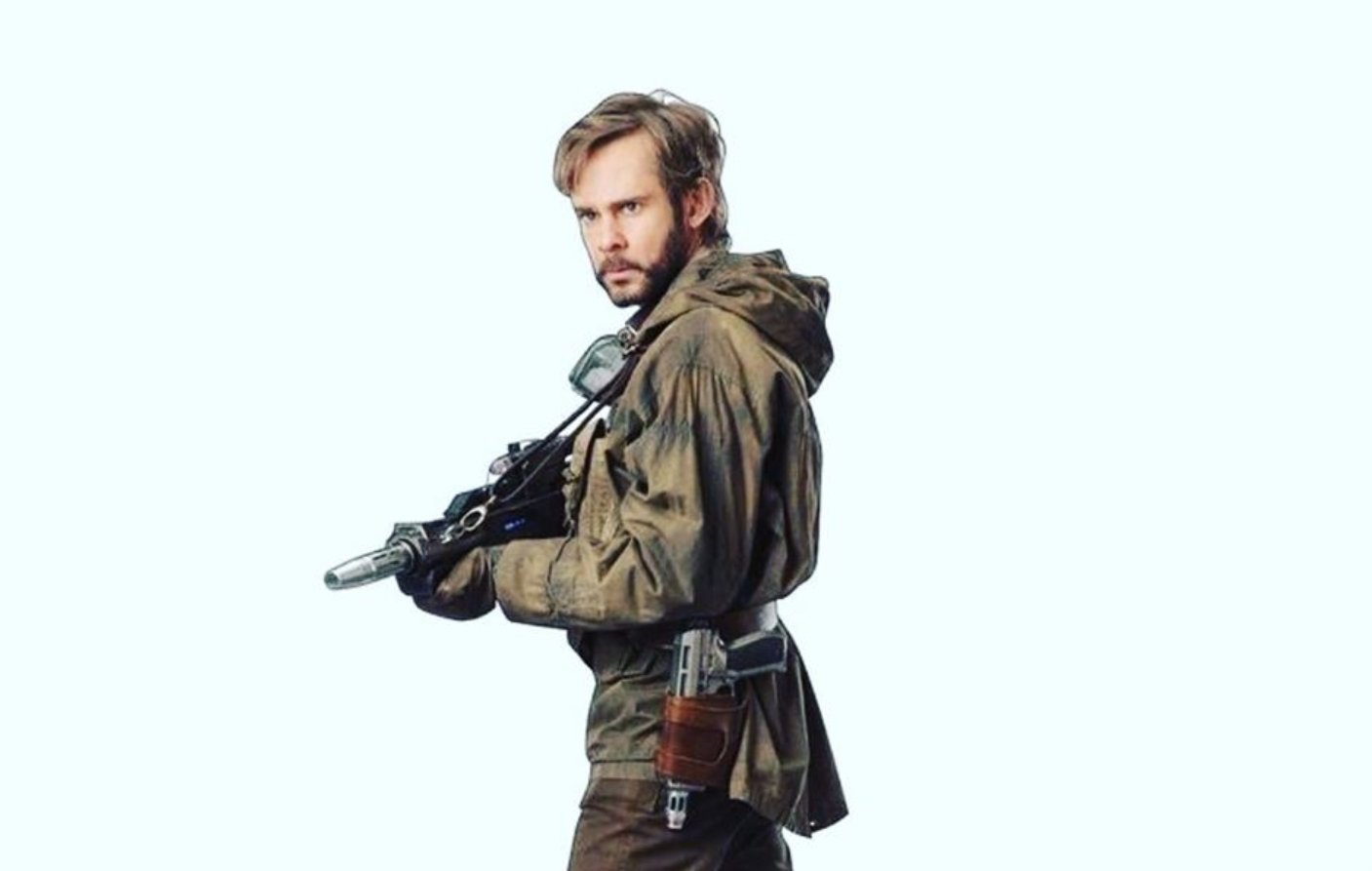 Dominic Monaghan On His Role In Star Wars The Rise Of Skywalker Star Wars News Net