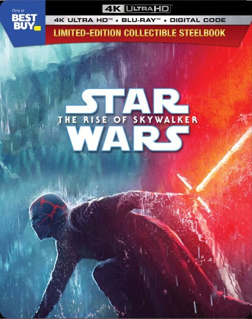 Star Wars The Rise Of Skywalker Exclusive Blu Ray Covers And Potential Release Dates Revealed Star Wars News Net