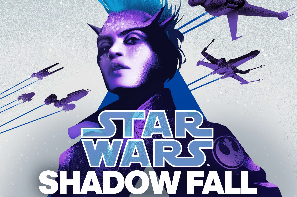 Star Wars: Shadow Fall book cover