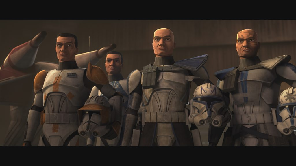 The Clone Wars New Images And Video From The Season 7 Debut The Bad Batch Star Wars News Net
