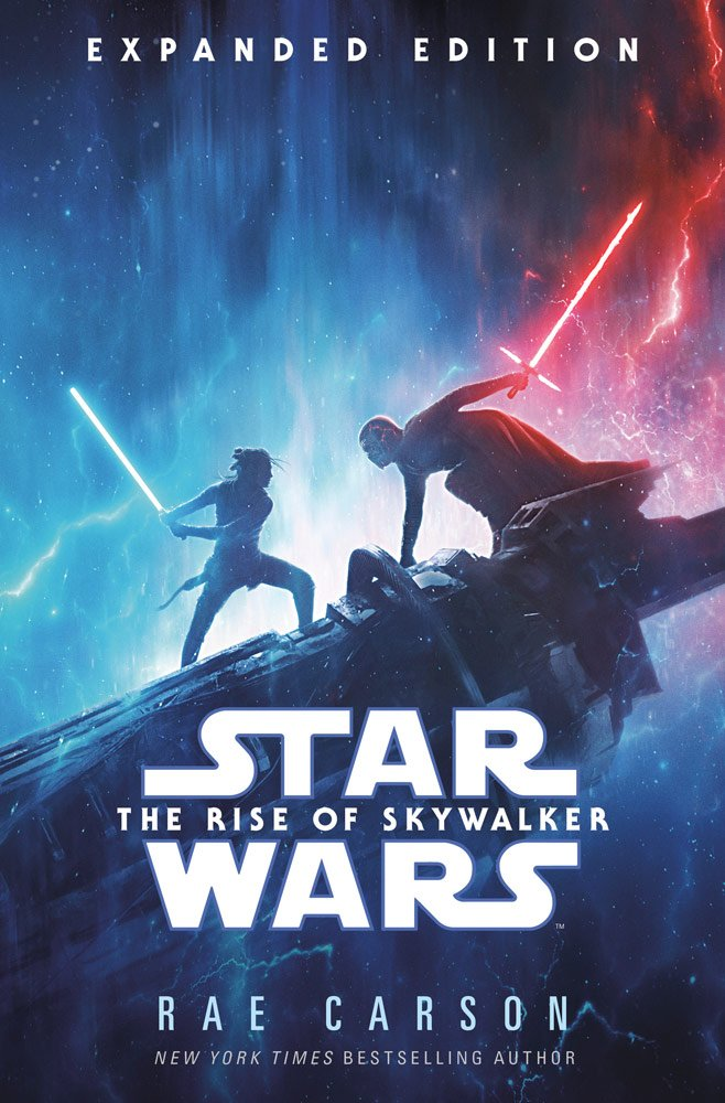 First Excerpt from The Rise of Skywalker Novelization