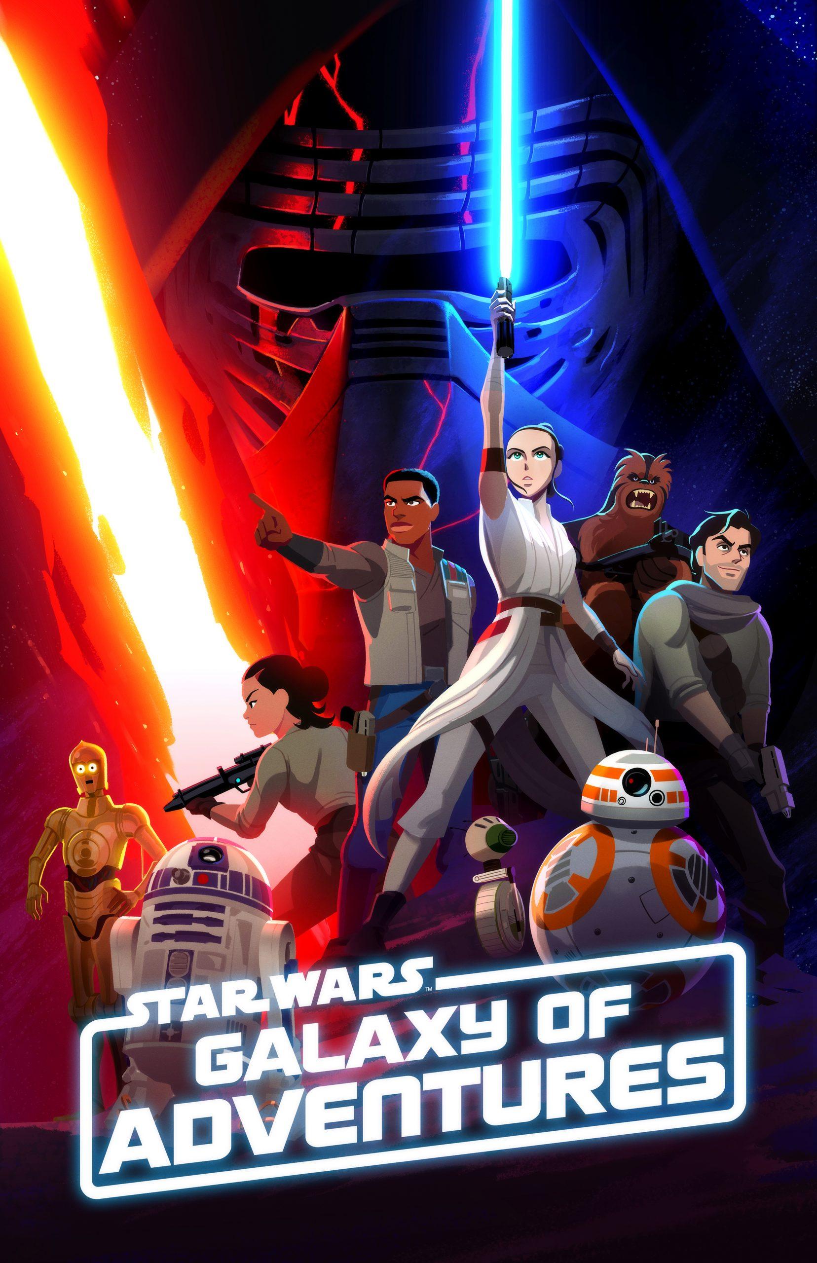 star wars galaxy of adventures season 2 poster