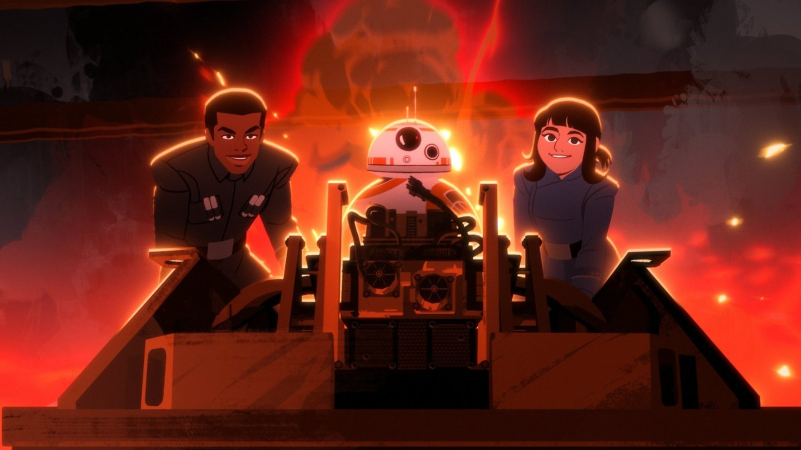 New Galaxy of Adventures Short Released: BB-8 – A Hero Rolls Out