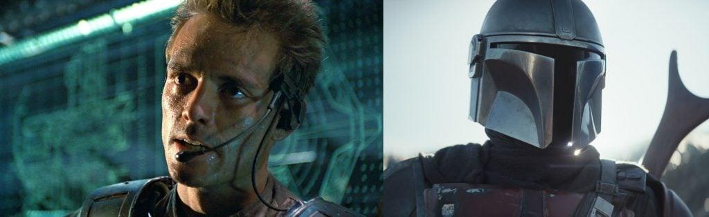 Rumor: Michael Biehn's Character Design for 'The Mandalorian' Season 2