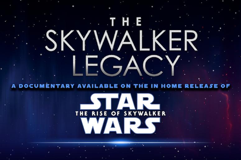 جنگ ستارگان : ظهور اسکای واکر (مستند)
