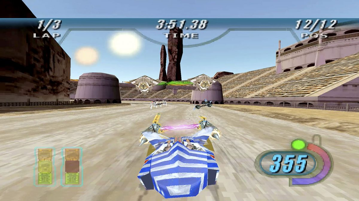 Star Wars: Episode I Racer and Jedi Knight: Jedi Academy Heading to Nintendo Switch And PS4