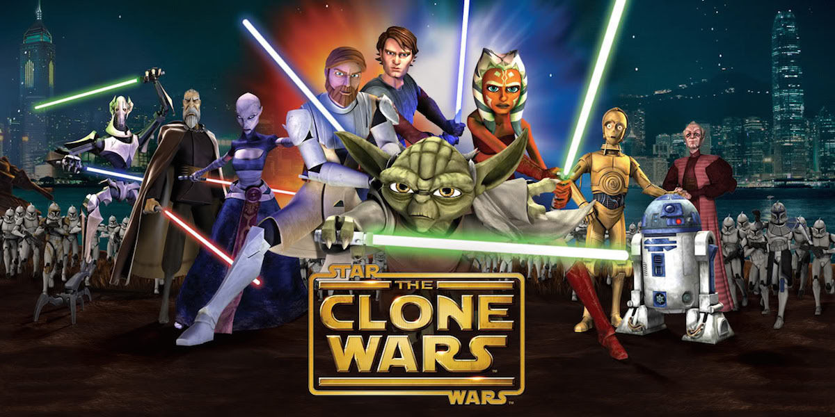 Authors of Upcoming Short Story Collection 'Star Wars – The Clone Wars: Stories of Light and Dark' Reveal Their Chapters