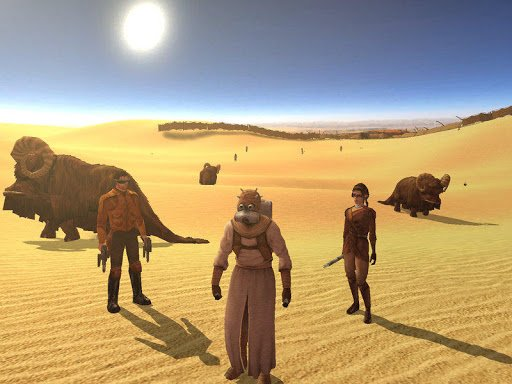 tatooine star wars knights of the old republic