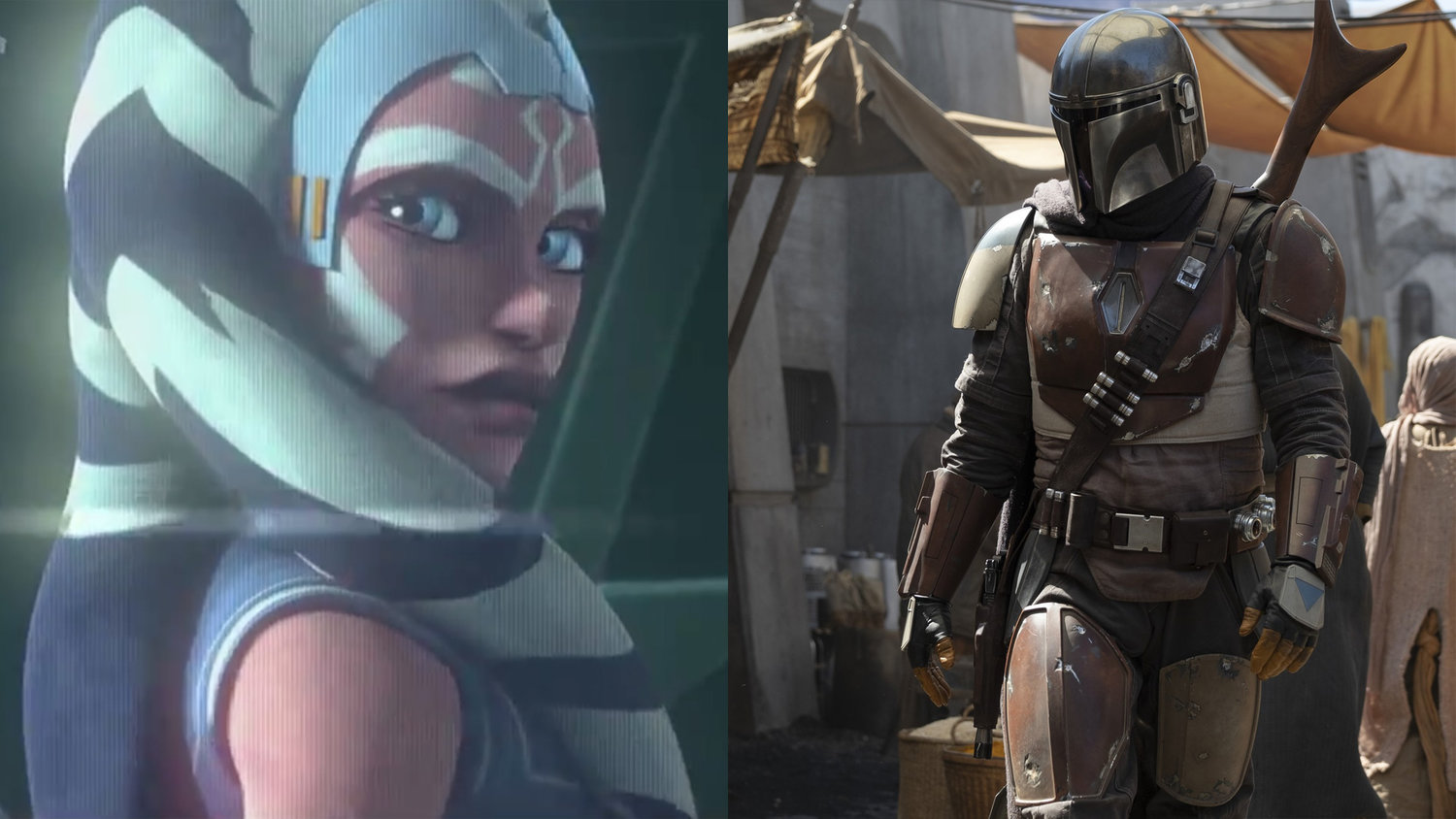 Star Wars The Clone Wars The Mandalorian