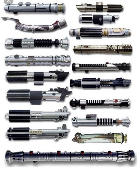 Editorial: Lightsabers, Their Users and Their Uses