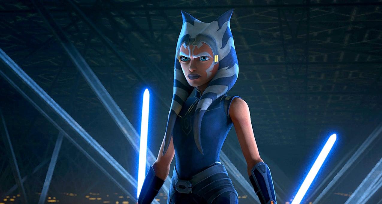 Star Wars - The Clone Wars S6 - Ahsoka
