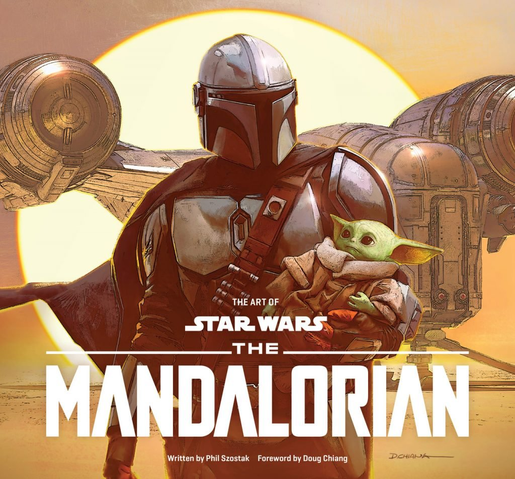 Star Wars Reveals Upcoming Publishing Releases for 'The Mandalorian'