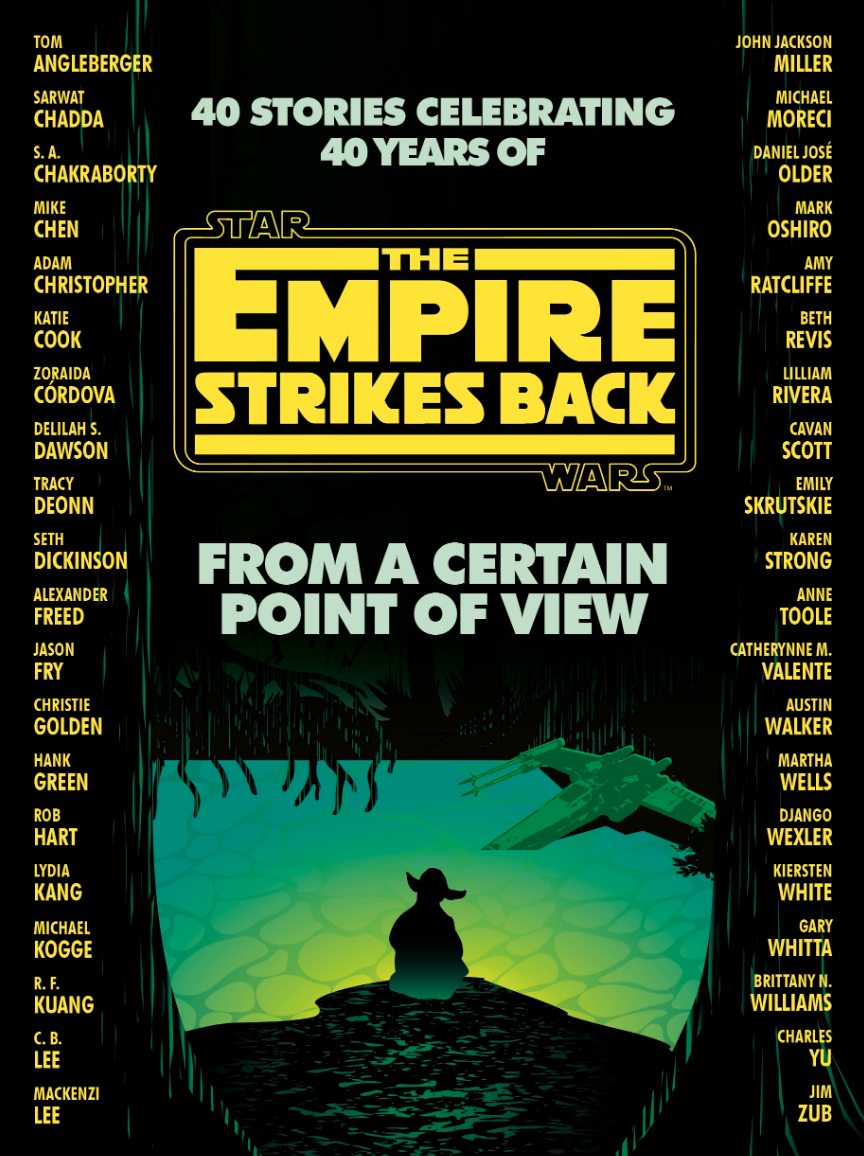 Empire Strikes Back: From a Certain Point of View cover art