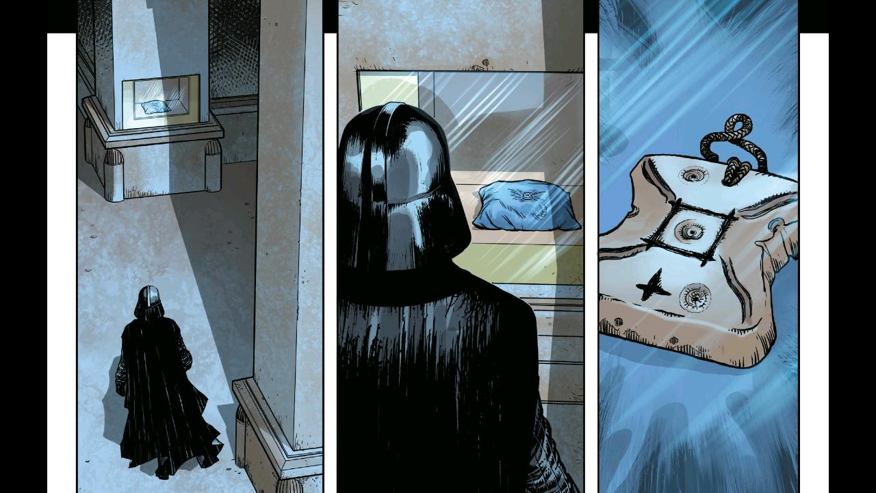 Review: Vader is the Bigger Fish in Marvel's Star Wars – Darth Vader #4 -  Star Wars News Net