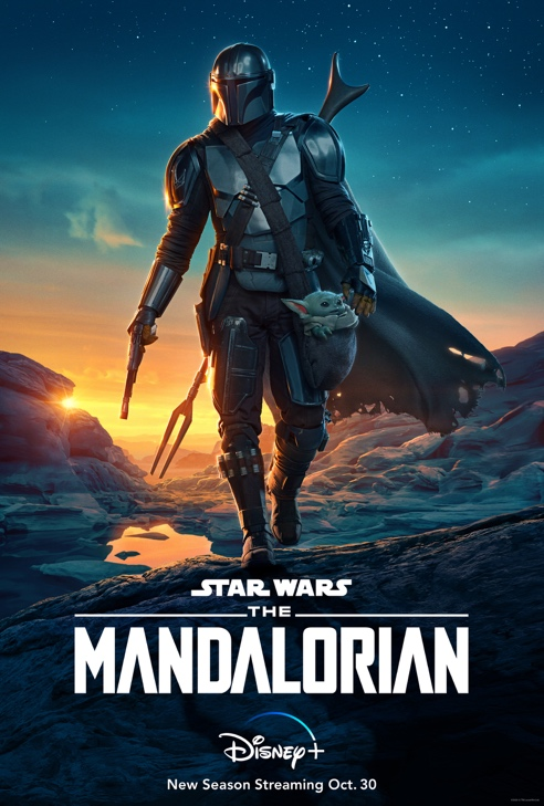'Star Wars: The Mandalorian' Season 2 Trailer And Poster Have Arrived!