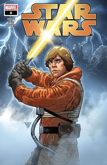 Review: Luke Takes Another Step Towards Becoming A Jedi in Marvel's Star Wars #6