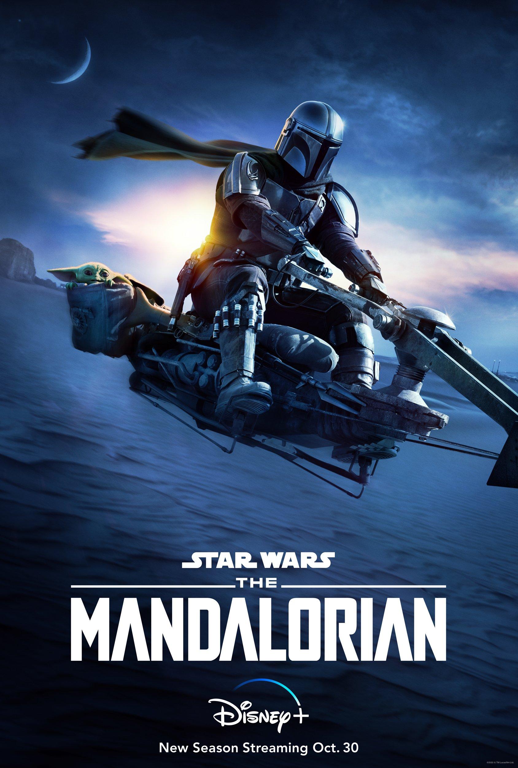 Mandalorian Season Two Poster