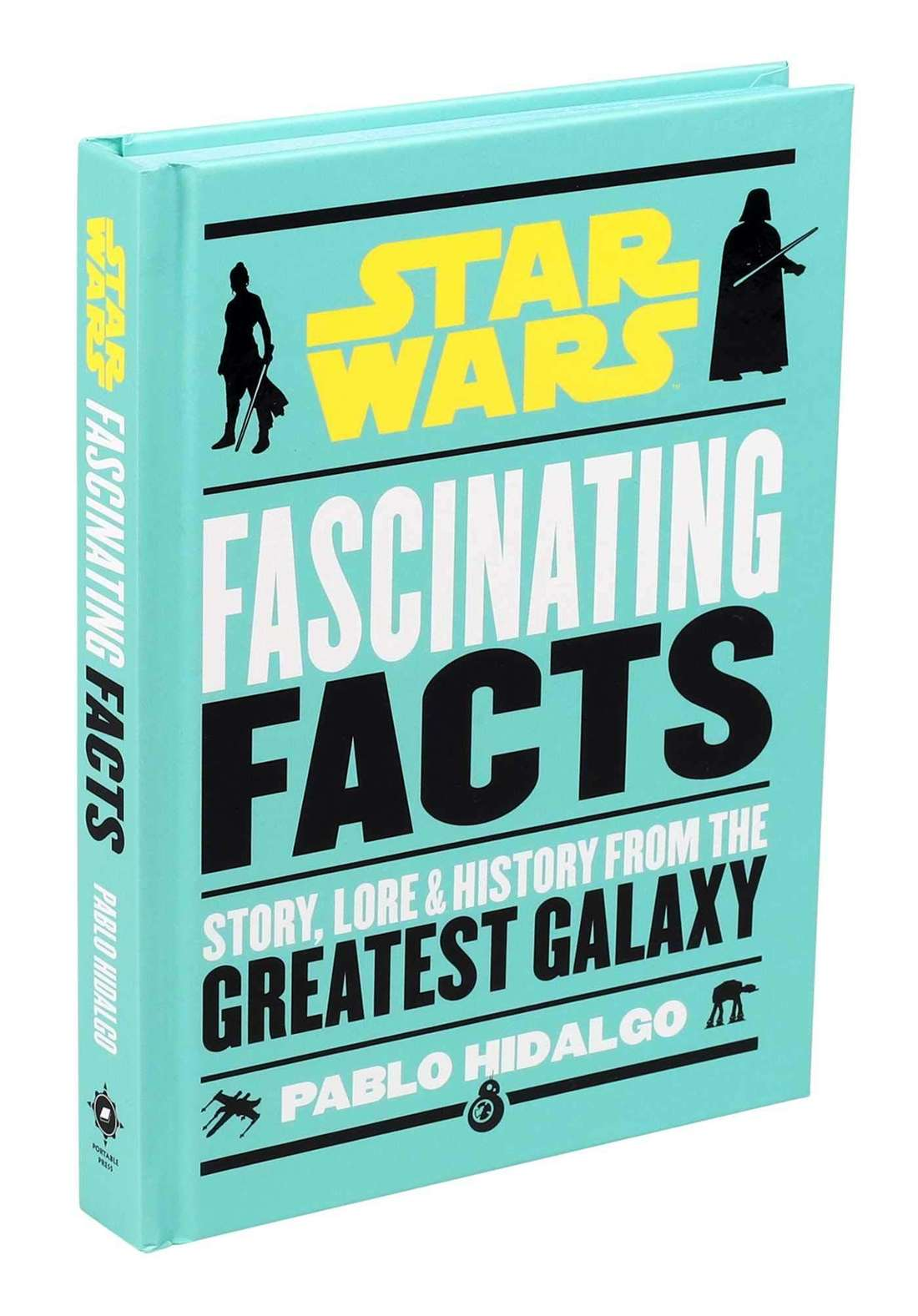 Star Wars: Fascinating Facts Cover
