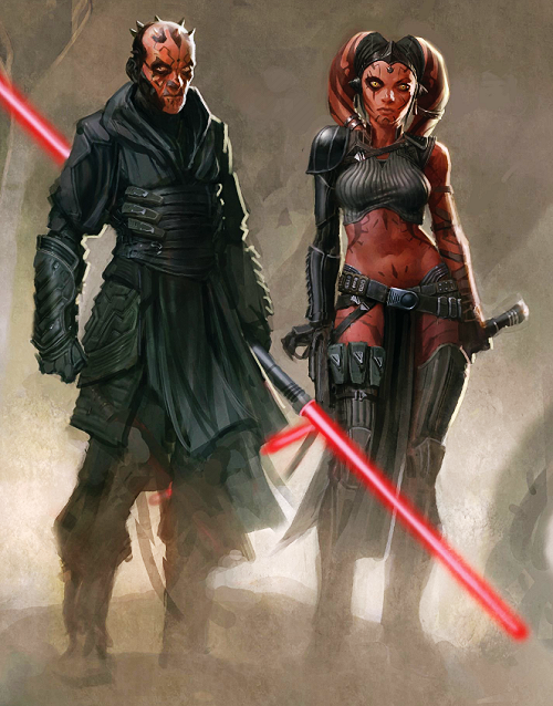 Darth Maul And Darth Talon Were Pitched For Star Wars Sequels - SWNN