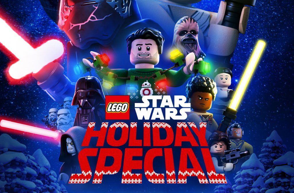 Lego Star Wars Holiday Special Banner