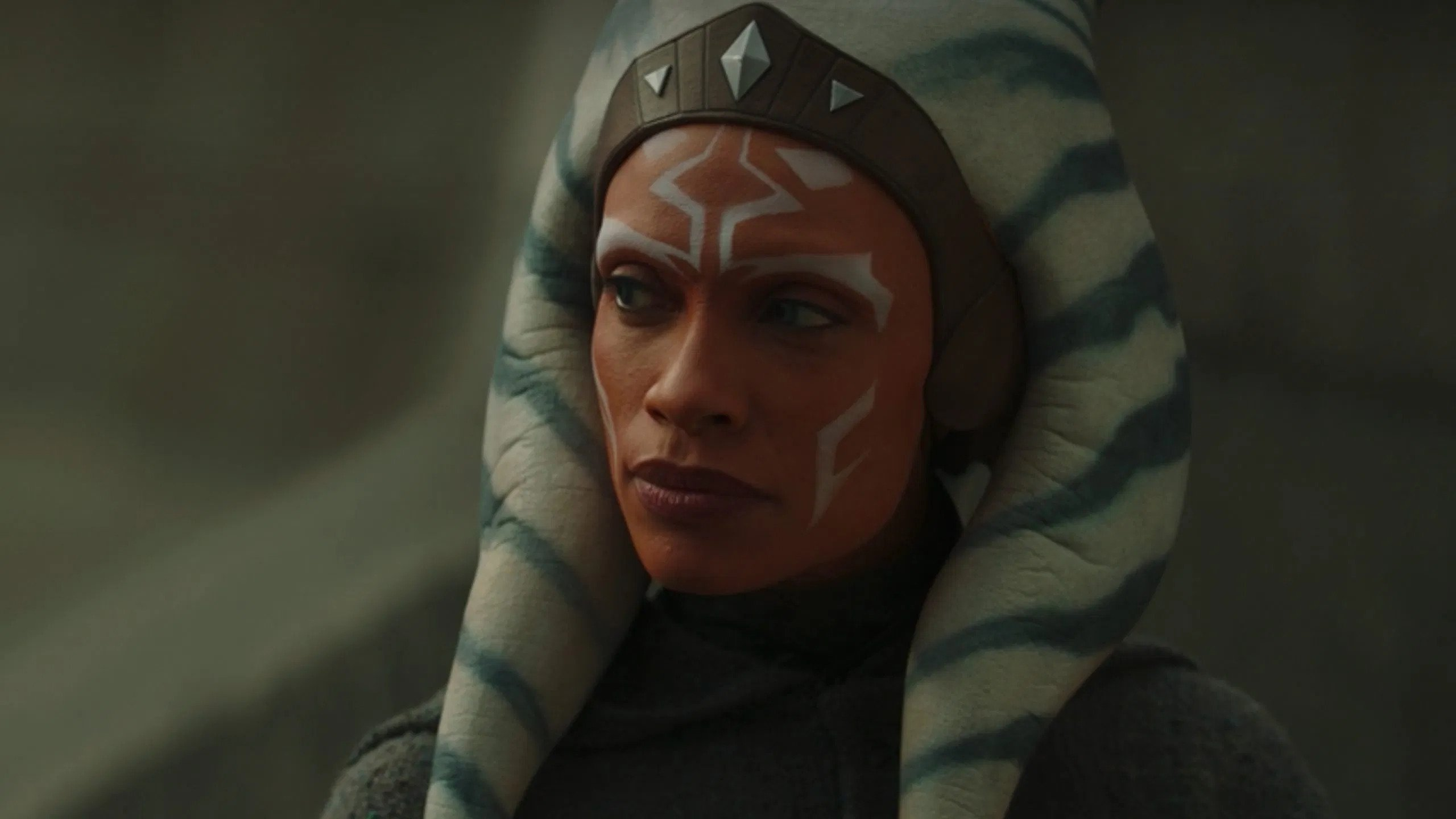 Rosario Dawson in The Mandalorian