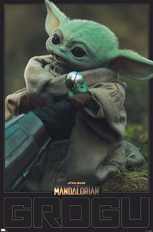 Grogu The Mandalorian