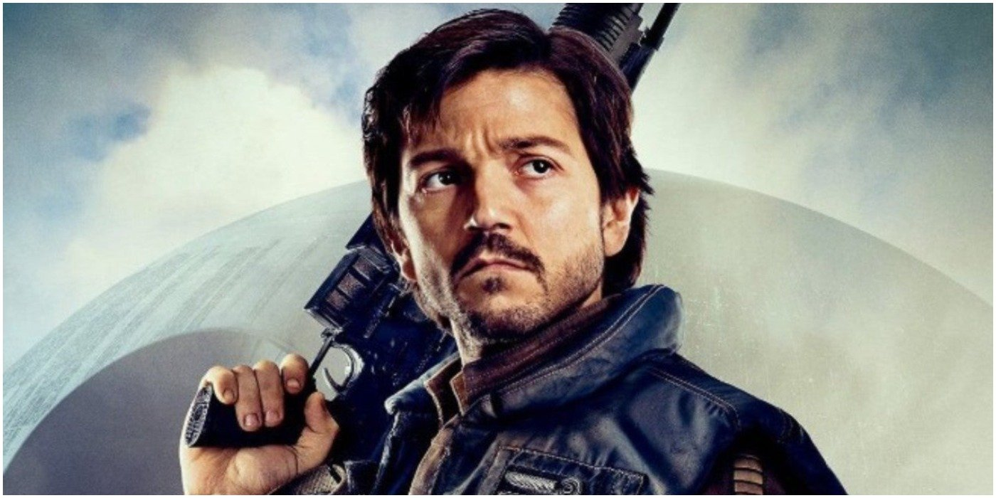 Cassian Andor Star Wars