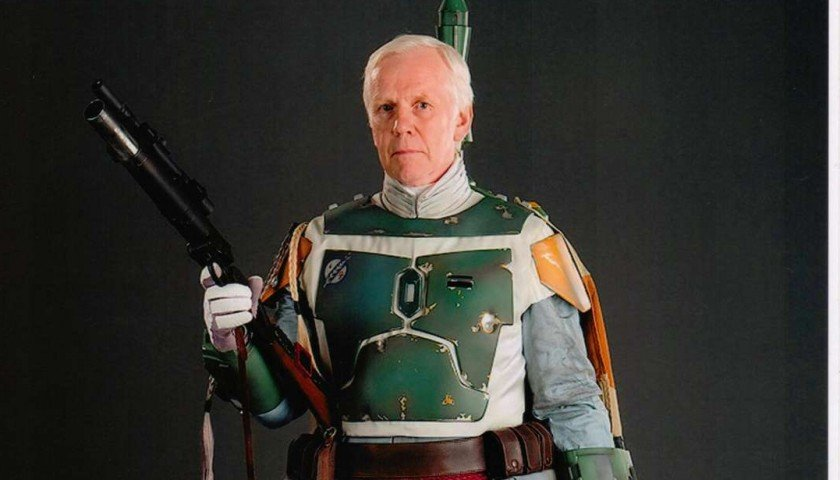 Jeremy Bulloch was the first actor to portray Boba Fett, one of Star Wars' most iconic characters.