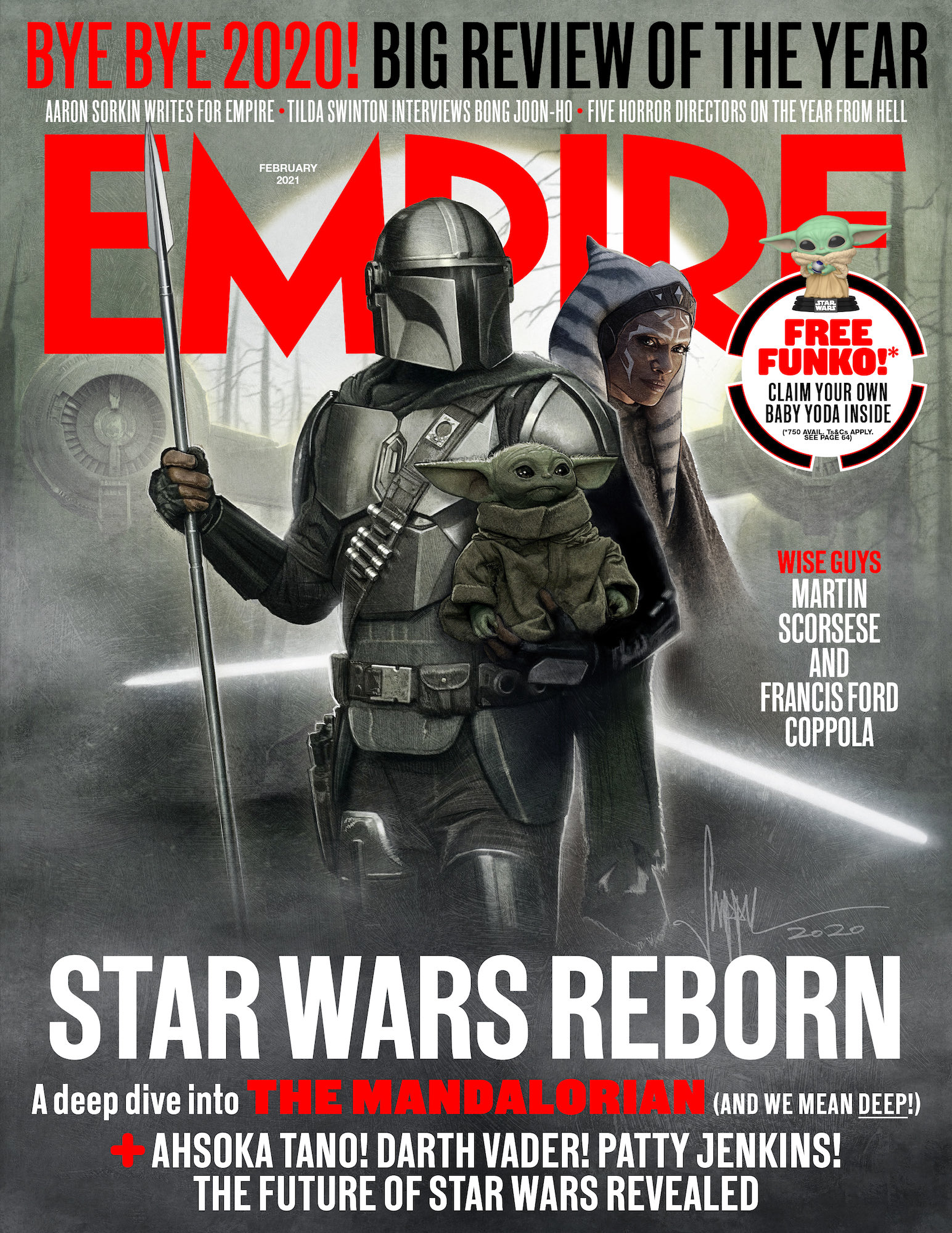 The Mandalorian Empire Cover