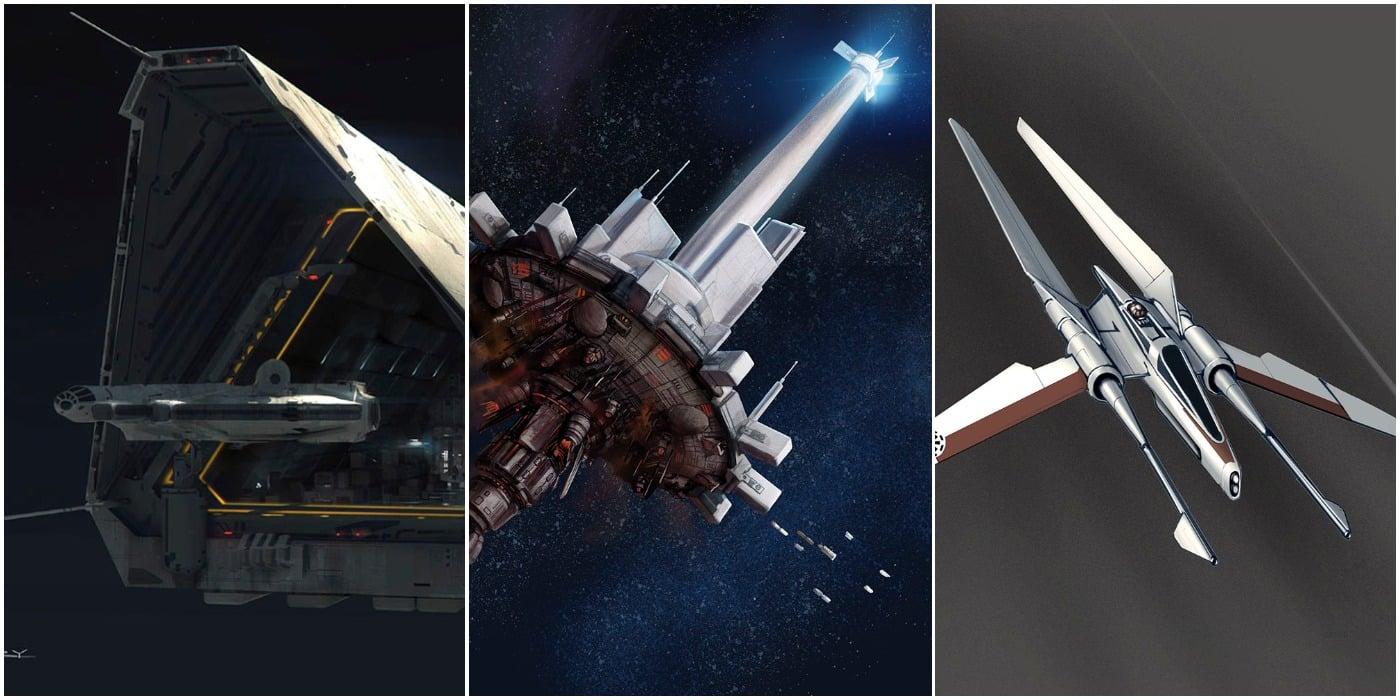 Star Wars High Republic Ships Feature