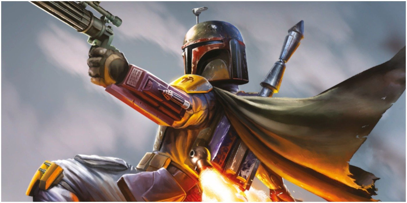 Star Wars Insider Boba Fett Feature