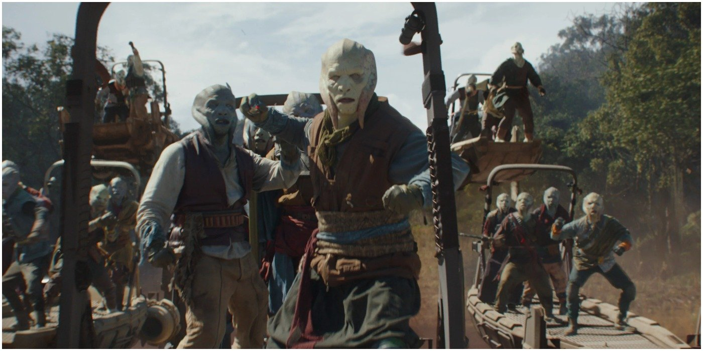 The Mandalorian Pirates