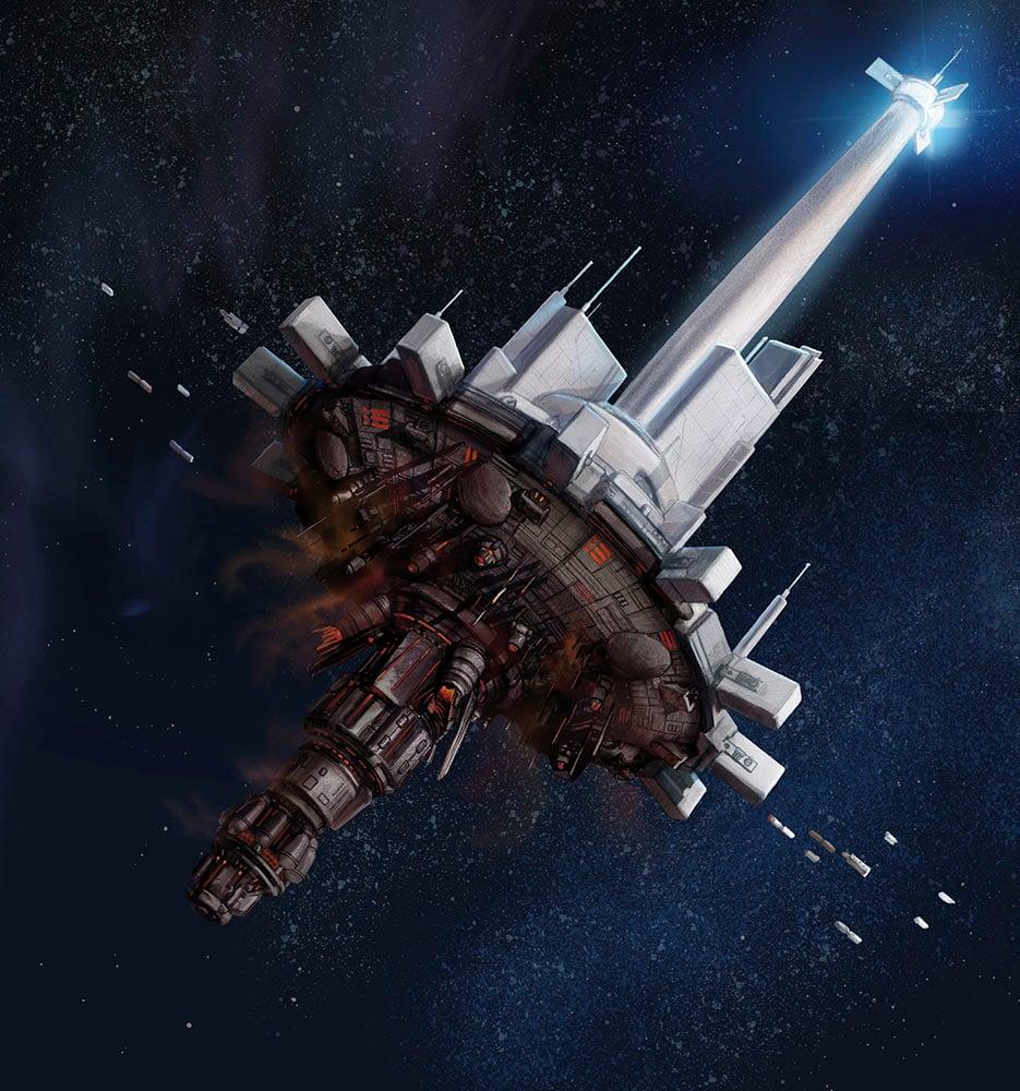 Starlight Beacon High Republic