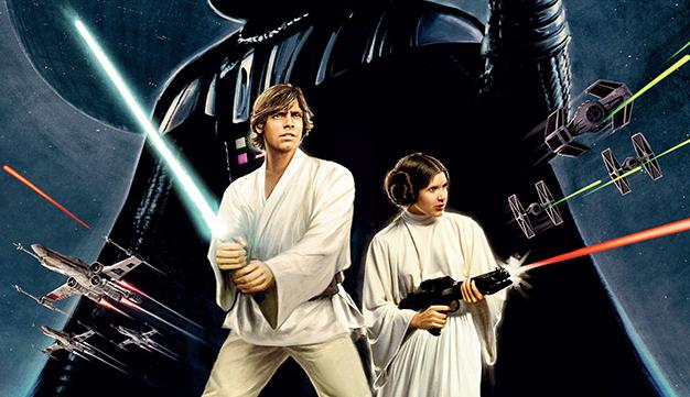 Star Wars Releases First Excerpt For Skywalker A Family At War Star Wars News Net