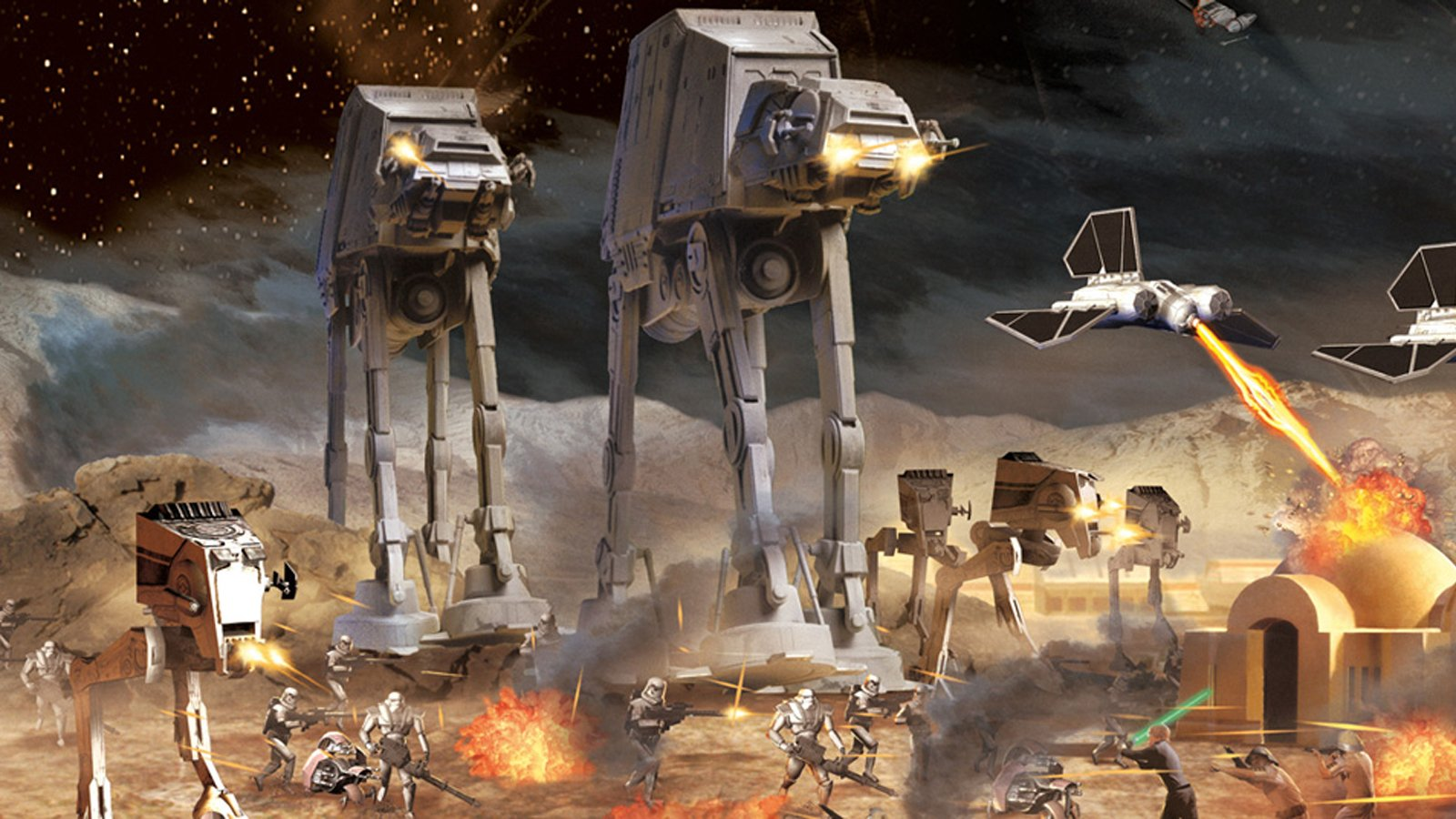 Star Wars: Empire at War' Gets Big Patch 15 Years After Release - Star Wars  News Net