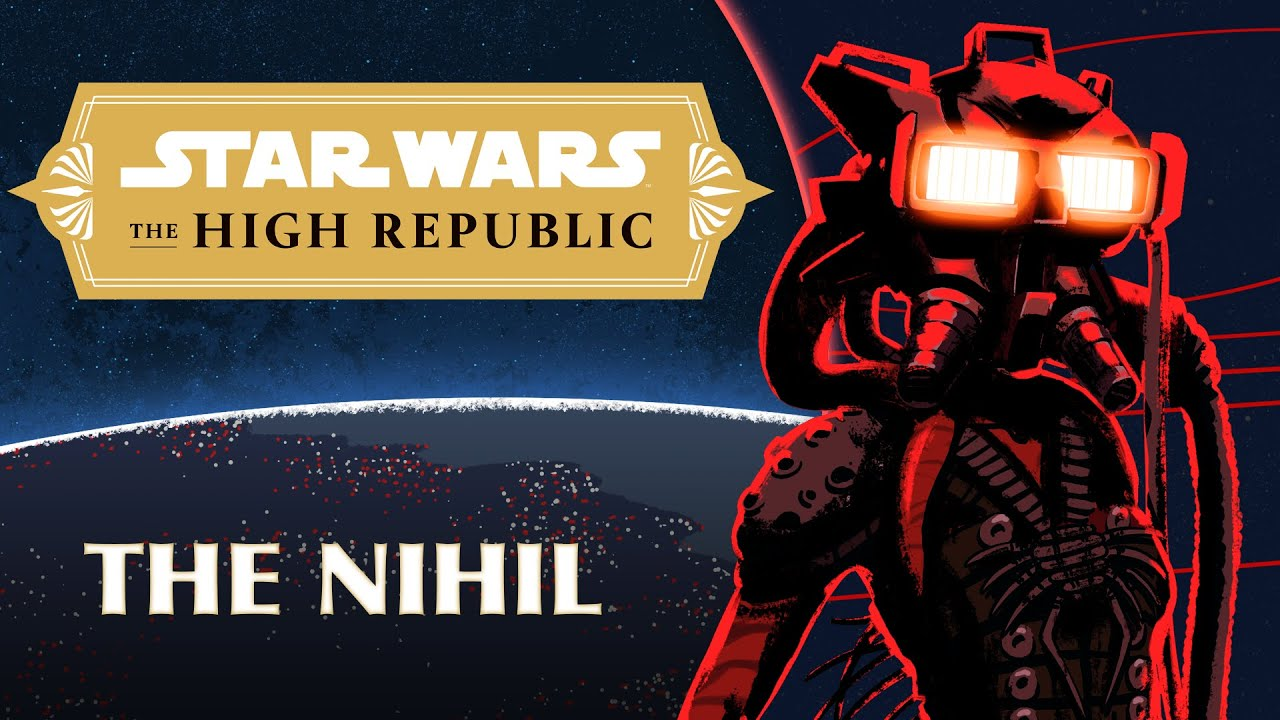 The Nihil are the villains of The High Republic