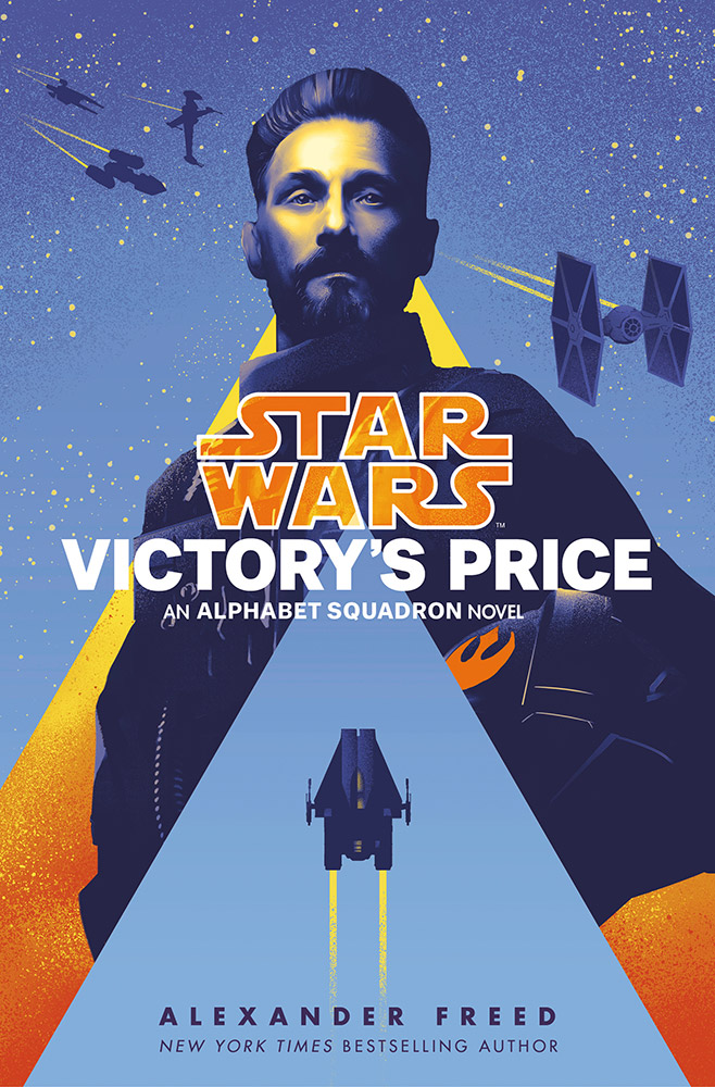 Review – No One's Ever Really Gone in Victory's Price: An Alphabet Squadron Novel by Alexander Freed