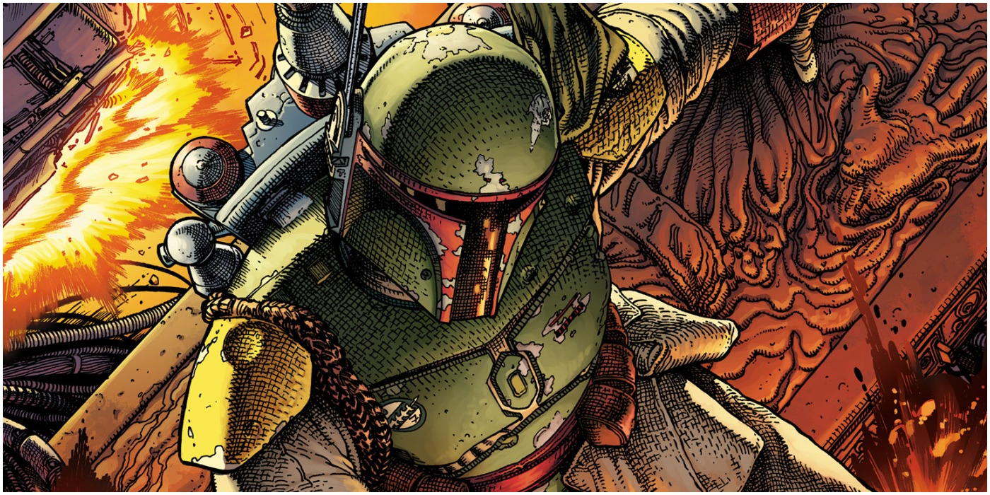 Boba Fett War Of The Bounty Hunters Feature