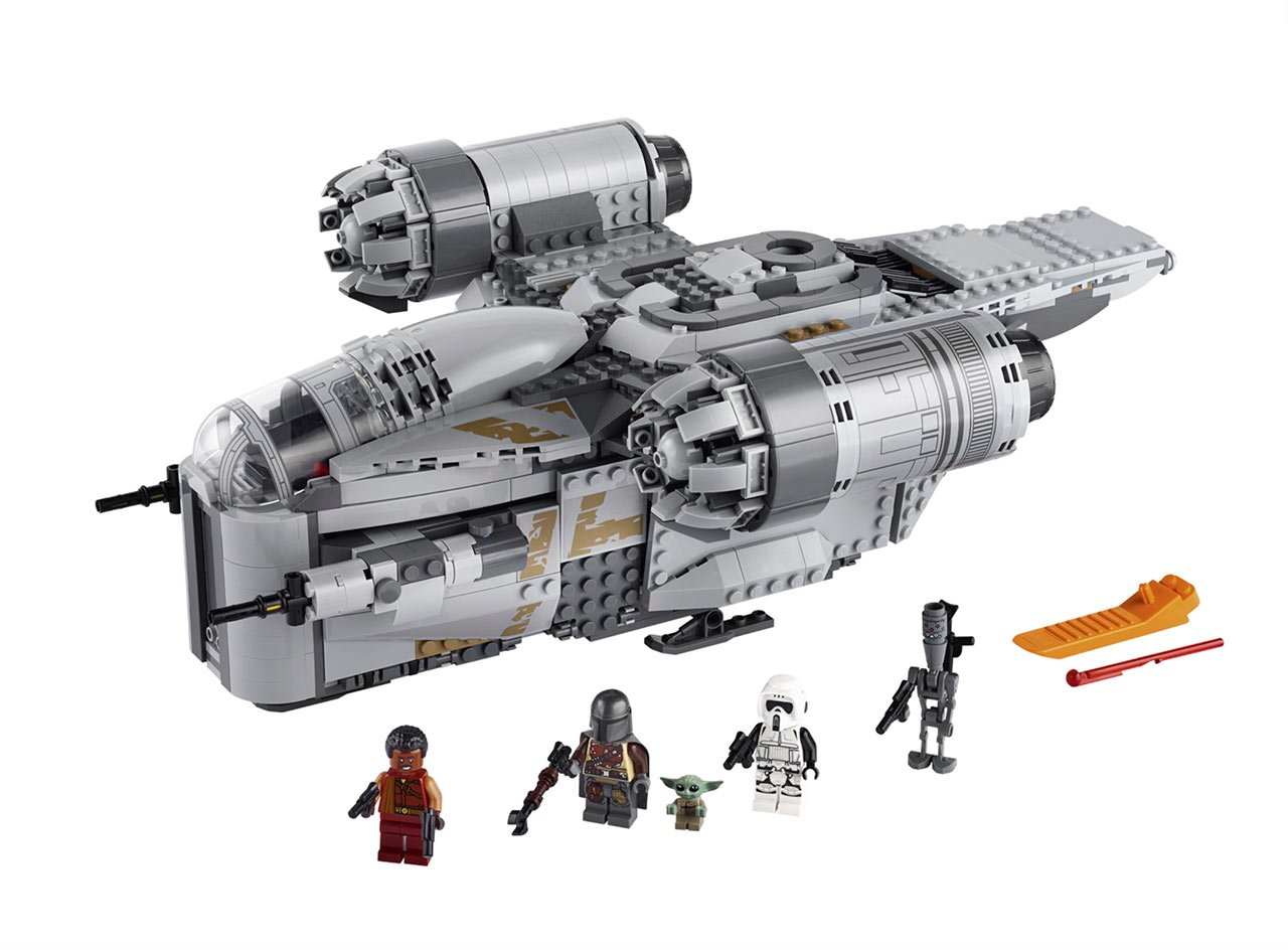 LEGO Star Wras The Razor Crest