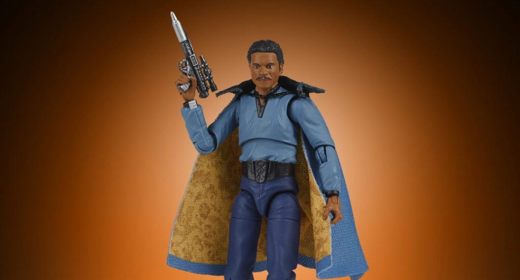 Hasbro Star Wars Fan Celebration Reveals Continue With Lando Calrissian and IG-11